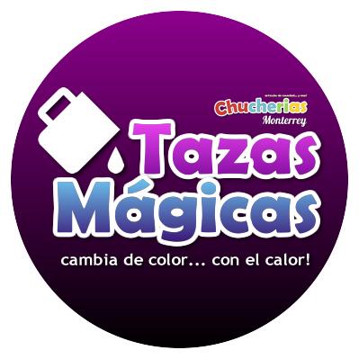 Calcamonia Tazas Mágicas