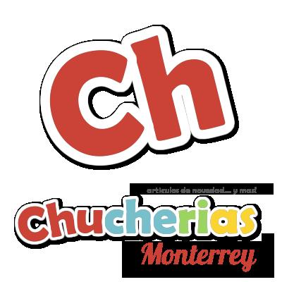 Logotipo Chucherías Monterrey