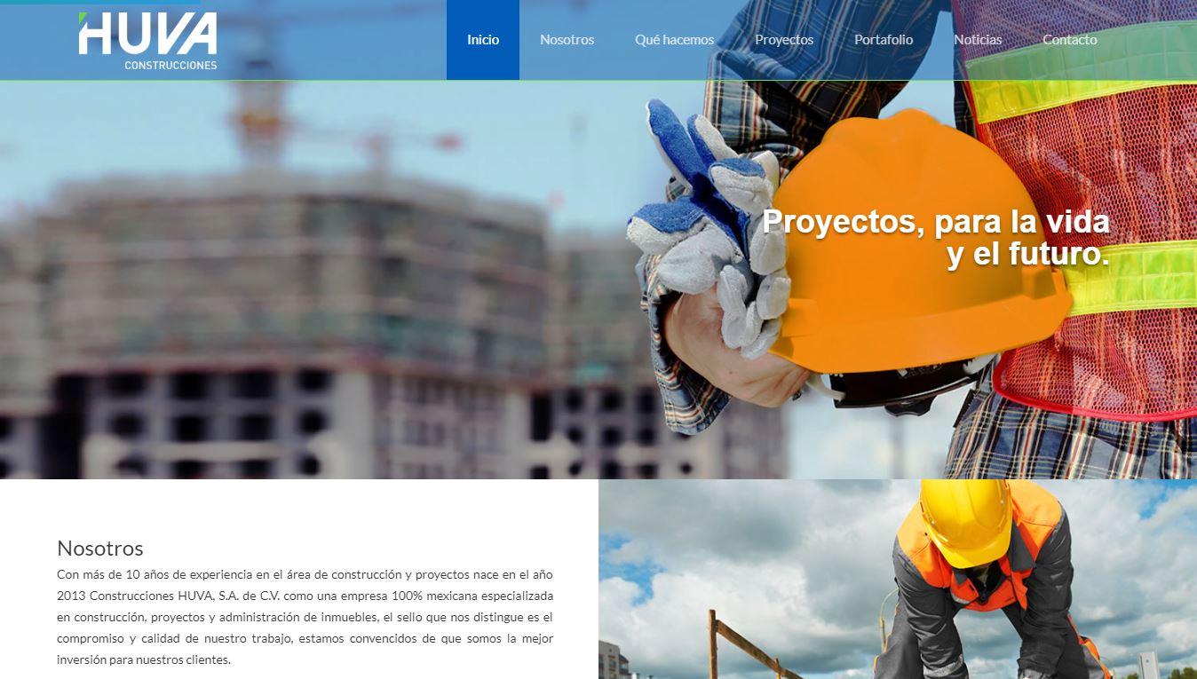 HUVA Construccióm